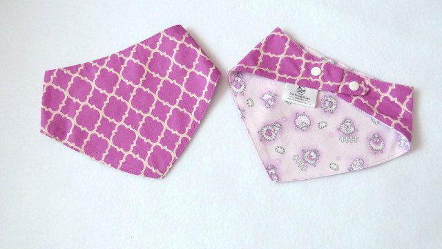 A personal favorite from my Etsy shop https://www.etsy.com/ca/listing/516738605/pink-drool-bib-bandana-bib-girl-bandana