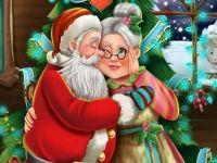 Noel Baba Yılbaşı Sevgisi