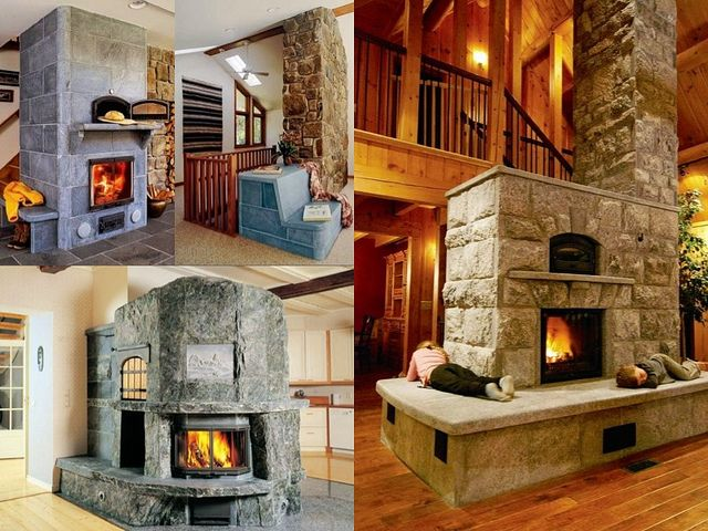 Researching The Kachelofen Masonry Fireplaces Concept