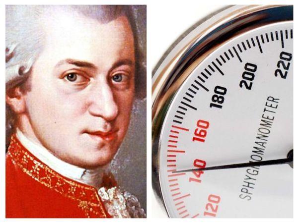 Simfonia 40 a lui Mozart scade tensiunea arterială și colesterolul, reglează ritmul și calmează inima (studiu) | La Taifas