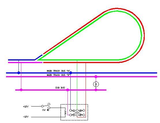 digitrax wiring schematic for digitrax wiring diagram free