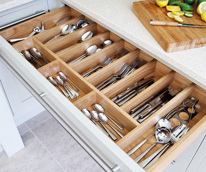 cutlery storage things