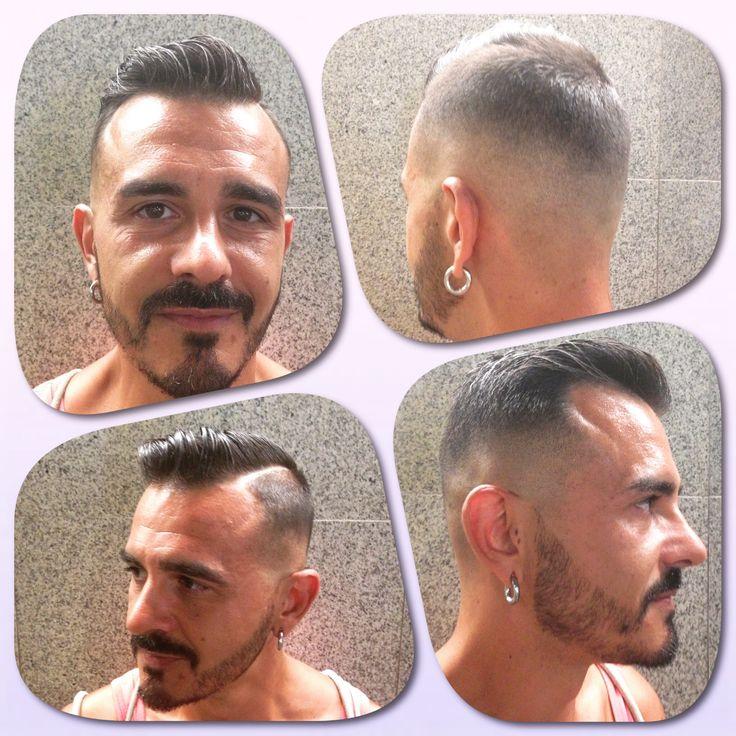 #peluquería #Vintage #barbería #Artero #premiademar #hairstyle #haircut   Con la ayuda y consejos de Alberto, este es el resultado final. With the help and advice of Alberto, this is the end result.