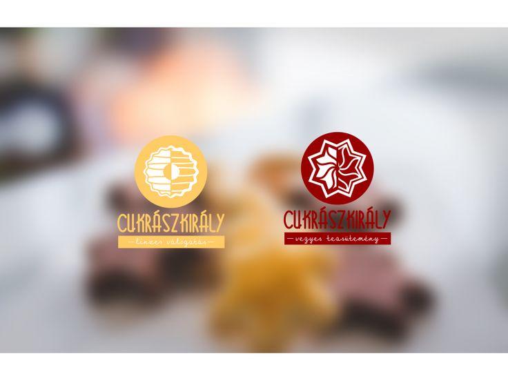 Cukrászkirály szines logó