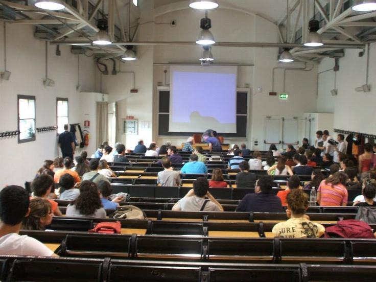 In sala a #Pisa per #italy4science