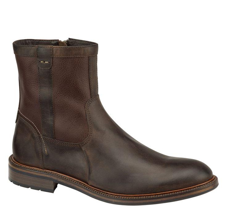 fulton shearling boot johnston murphy shoes