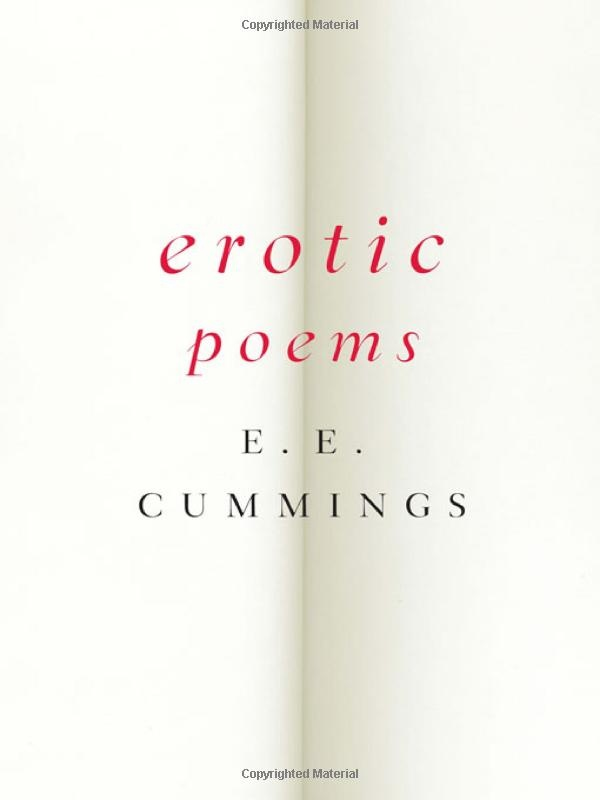 Ee cummings erotic poetry