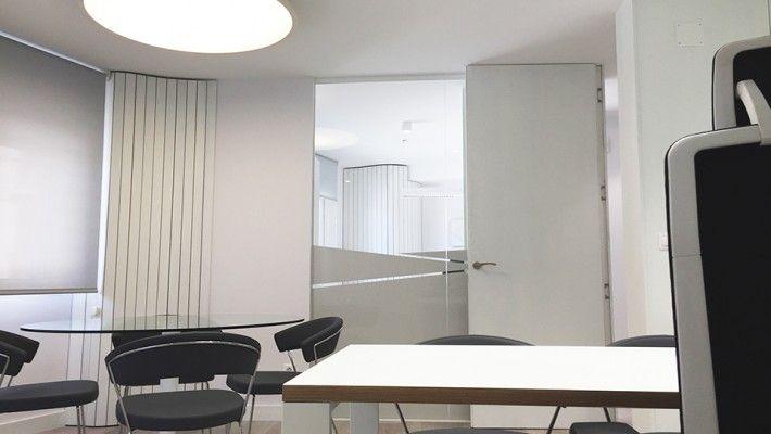 Reforma oficinas. Boiro, A Coruña