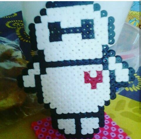 Big hero 6 más info @hamabeads_017