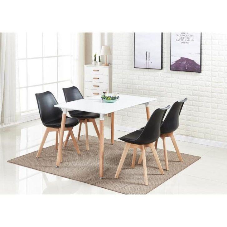Interior Designensemble Table Et Chaise Pas Cher Ensemble