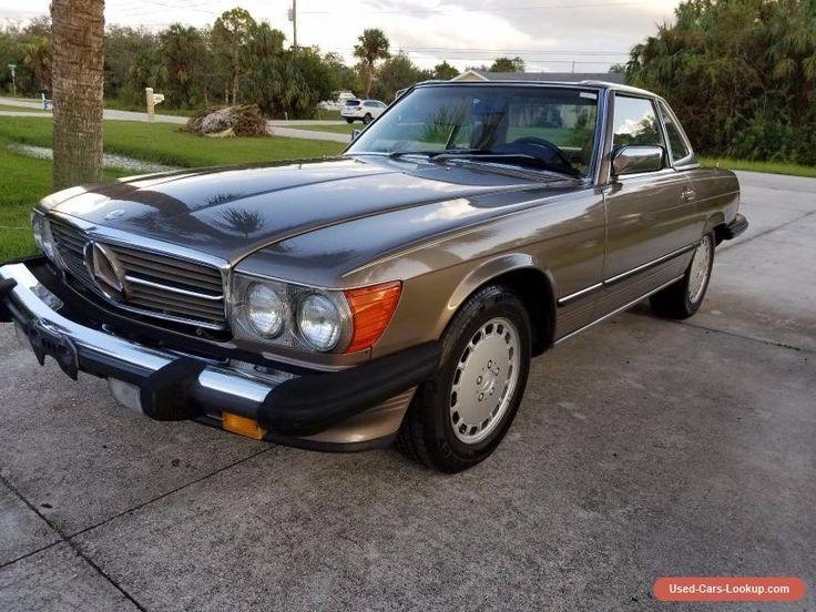 1989 Mercedes-Benz SL-Class #mercedesbenz #slclass #forsale #canada