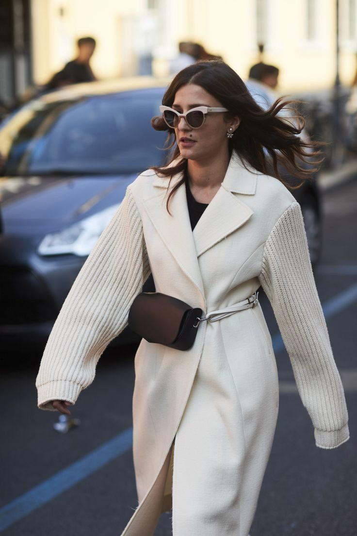 On the streets of Milano #fashionweek