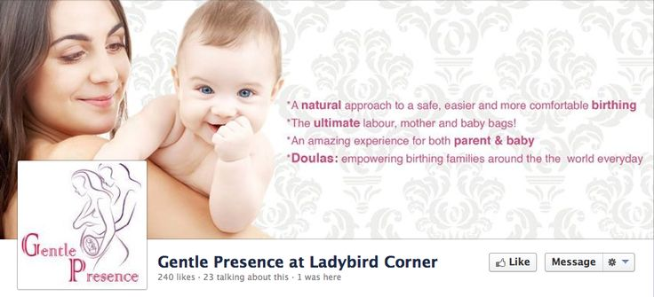Gentle Presence Facebook Cover & Profile Picture