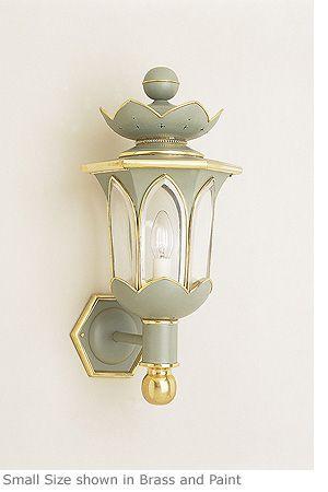 Troubadour Bracket Lantern - Product BR 36