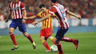 Martino worrying Messi