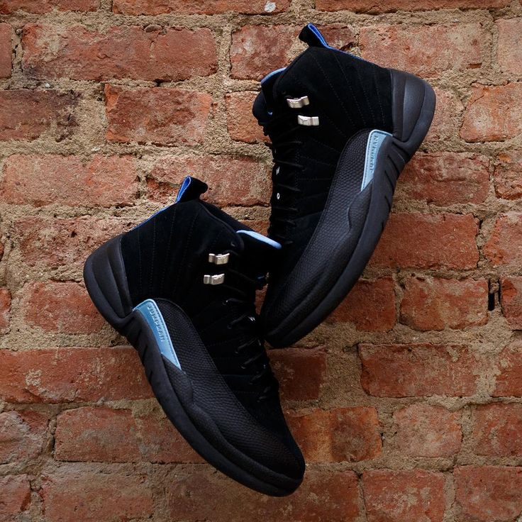 "Air Jordan 12 ""Nubuck"" (at Flight Club)"