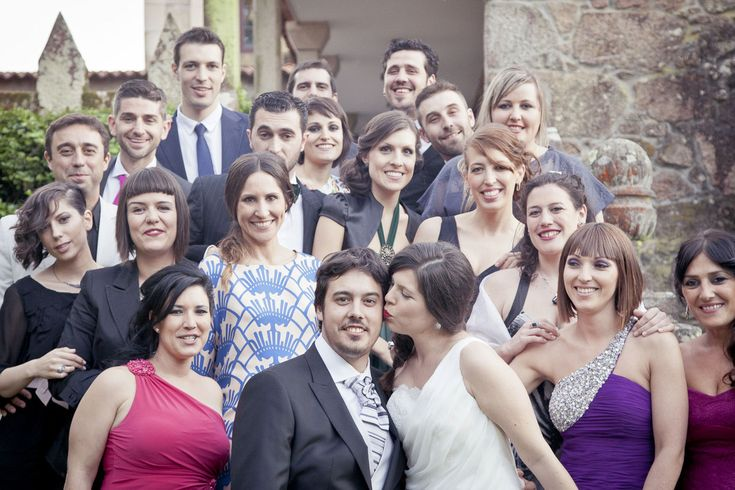 Las fotos de grupo en una #boda http://eseinstante.com/las-fotos-de-grupo/