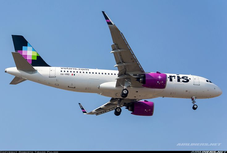 Airbus A320-271N - Volaris | Aviation Photo #4709099 | Airliners.net