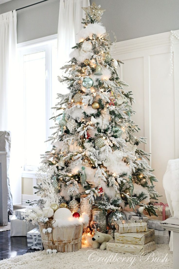 Non traditional christmas tree ideas - 41 Most Fabulous Christmas Tree Decoration Ideas