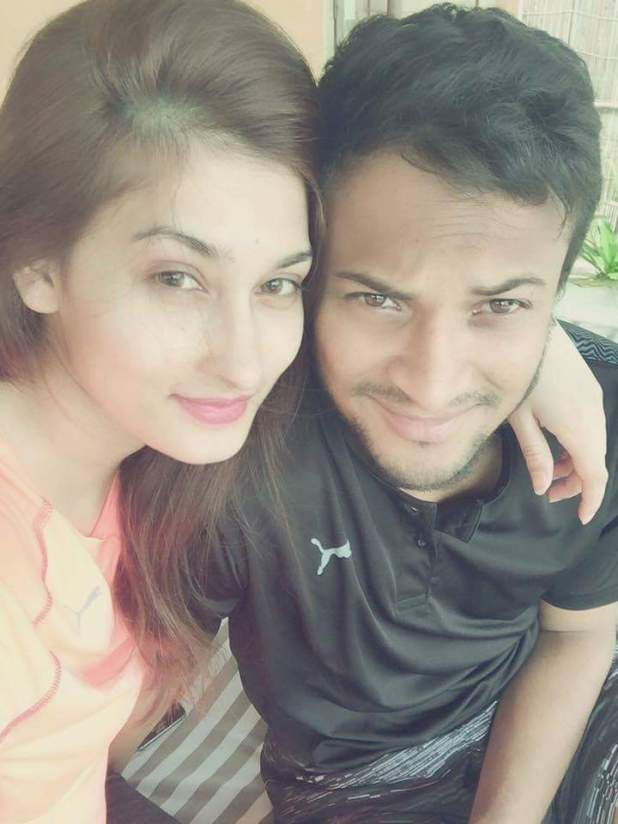Shakib Al Hasan Wife Umme Ahmed Shishir Wiki, Photos (29)