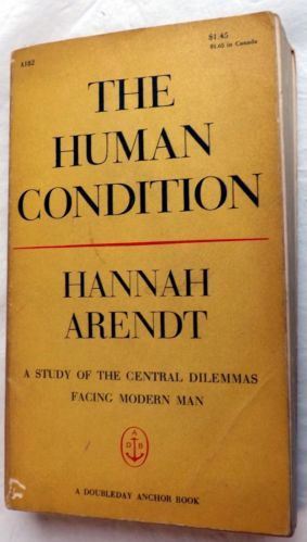 Arendt domination hannah total girl called