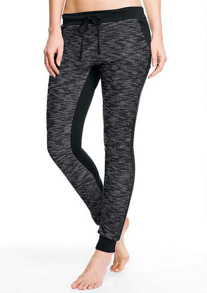 French Terry Color Block Jogger