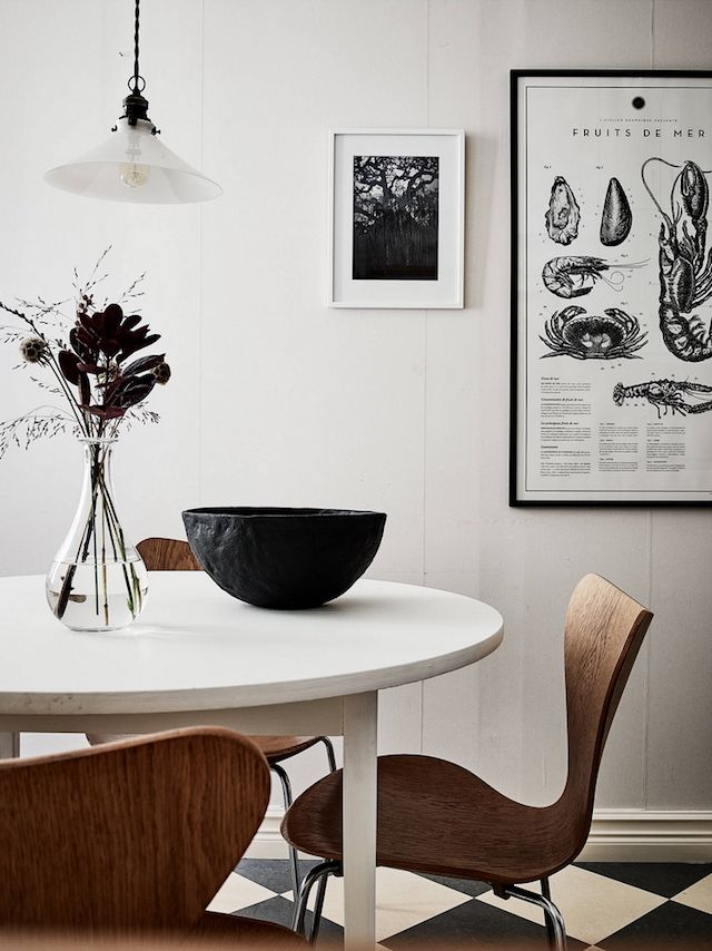 A Swedish home in perfect harmony
