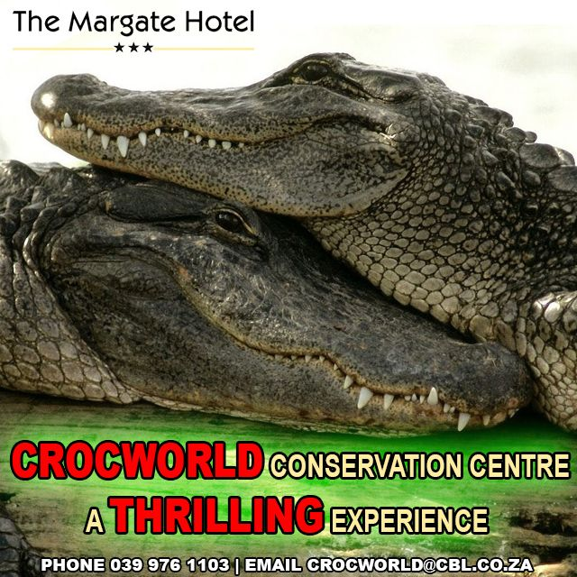 @CrocworldCC is a thrilling experience for the whole family based in #Scottburgh #SouthCoastKZN