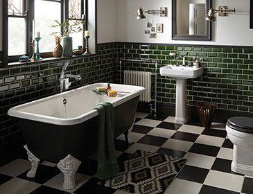Wynwood Heritage Bathroom Collection