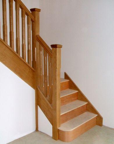 Case Study - The Oaks Dog Leg Staircase