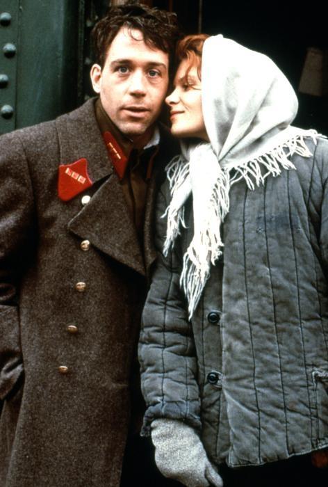 "Tom Hulce and Lolita Davidovich, ""The Inner Circle"" (1991)."