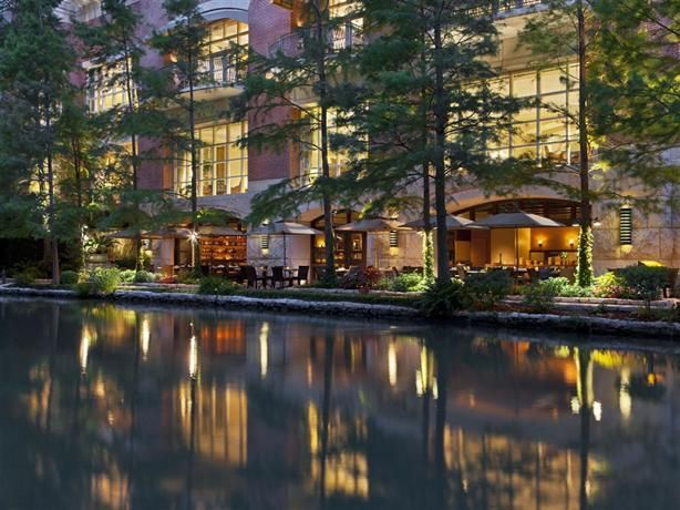 The Westin best kept secret in town!  Right on the river walk. Walk by it everyday to beautiful