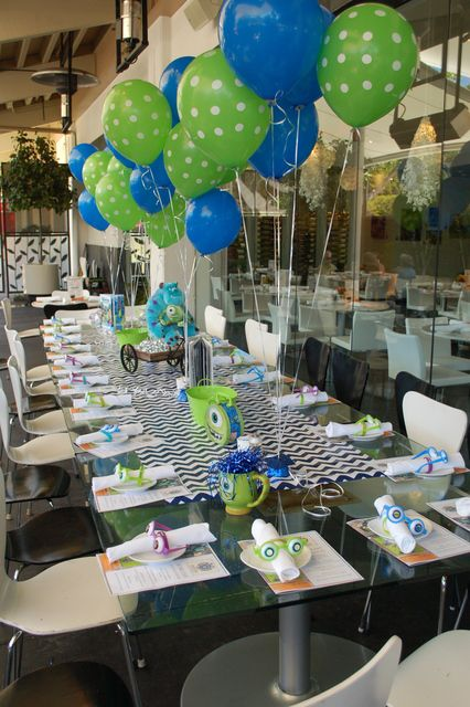 "Photo 1 of 24: Pixar's Monsters University / Birthday ""Monsters University Party"" 