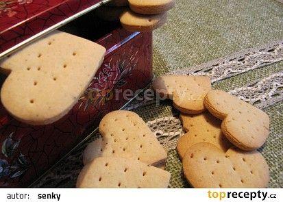 Sójové sušenky recept - TopRecepty.cz
