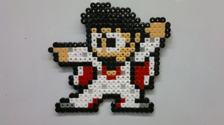 perler on Pinterest | Perler Beads, Hama Beads and Charlie Chaplin