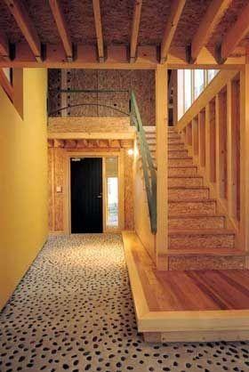 性能とデザイン いい家大研究: 広い玄関土間の効用