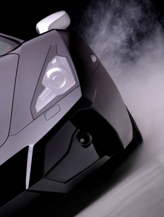 black car *sports cars, engines, speed, industrial design* - 2013 Arrinera Supercar- Lamborghini design