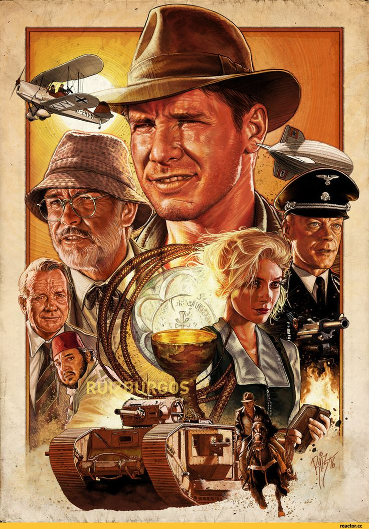 Indiana Jones,Индиана Джонс,RuizBurgos,Ruiz Burgos, Juan Carlos Ruiz Burgos,artist