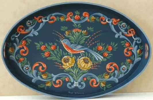 hindeloopen The basic style of Hindeloopen which was painted on wood carvings, furniture and walls showed the influence of Norwegian Rosemaling, but an Eastern influence appeared,