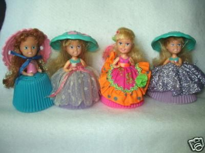 totally remember have one of these: 90 S, Cupcake Rosa-Choqu, Childhood Memories, Pink Cakes, Growing Up, 90S, Cupcake Dolls I, Childhood Toys, Cupcake Girls