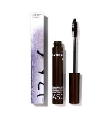 MASCARA > Eyes > Category > Color | KORRES - NATURAL FORMULATIONS, MAXIMUM RESULTS
