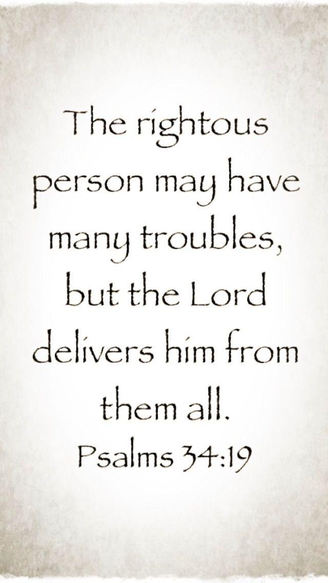 @DwightKNelson beliefpics: Psalms 34:19…More at http://beliefpics.christianpost.com http://www.sdahymnal.net/
