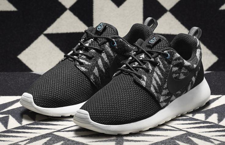 Nike N7 x Pendleton: Footwear, Apparel & Blanket