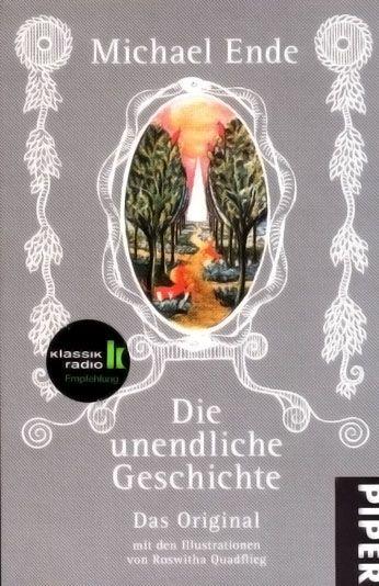 Die unendliche Geschichte, la Història interminable, el llibre preferit de la Laura Gallego