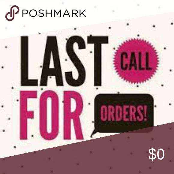 Last Call For Guaranteed Shipping Before Labor Day