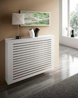 Cubreradiador de diseño Eline Cubreradiador sencillo pero elegante, su diseño…