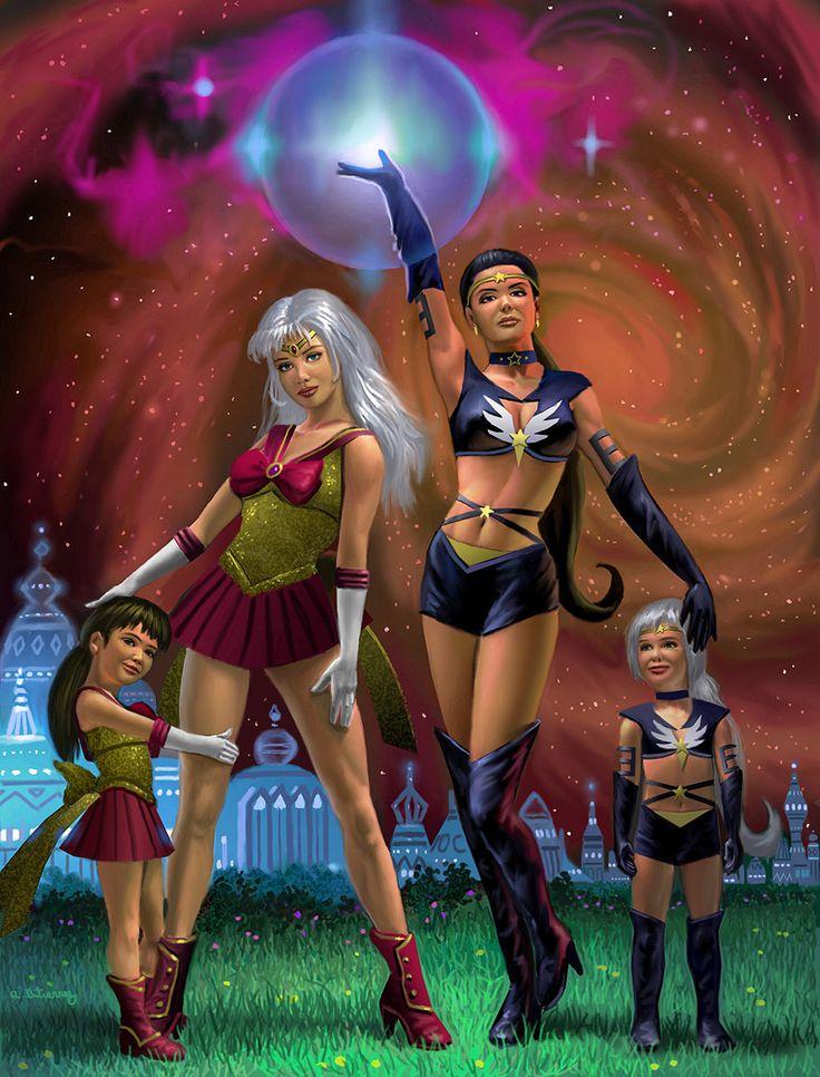 Sailor StarMaker, Sailor Spint families