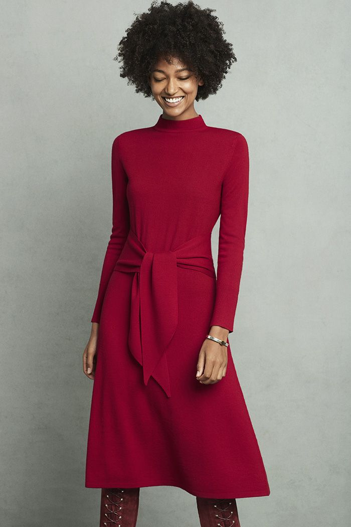 44++ Merino wool dress information