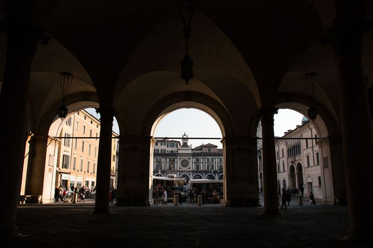 Piazza della Loggia Brescia by Roberto Lucifora