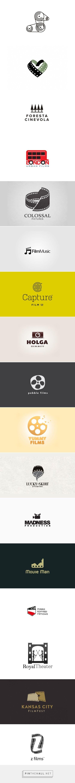 25 Awe-Inspiring Film Logo Designs